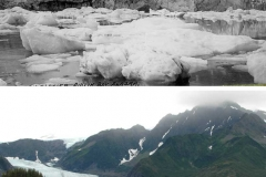 Alaska w 1930 i 2005 roku