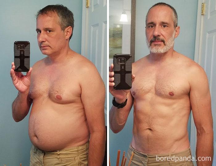 29 kg mniej