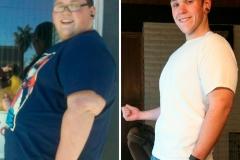 63 kg mniej