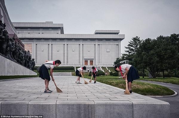 W Korei Północnej bezrobocie nie istnieje