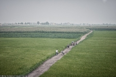 Północnokoreańska wieś