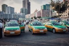 Stołeczni taksówkarze