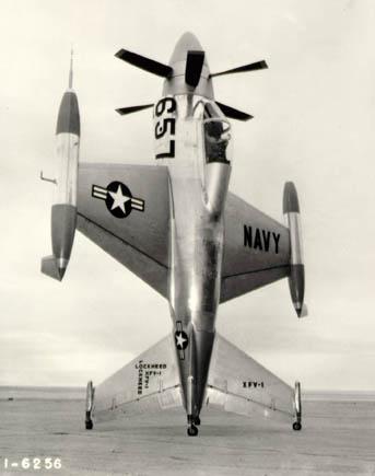 Lockheed XFV