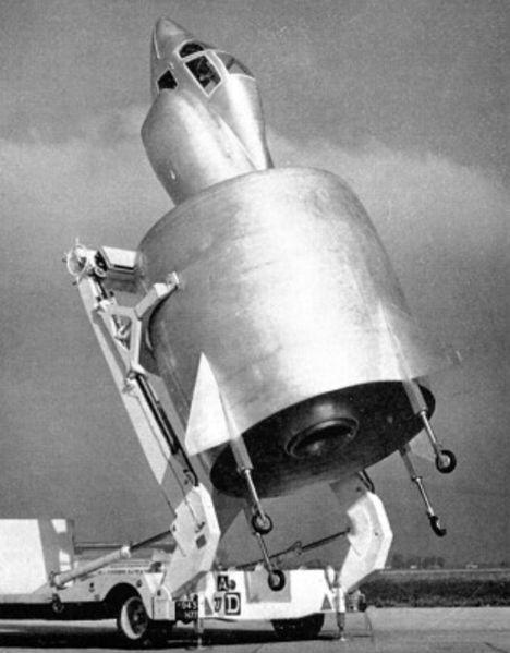 Snecma Flying Coleoptere (C-450)