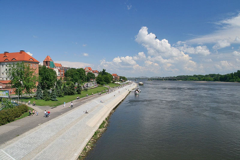 Miejsce 9: Toruń