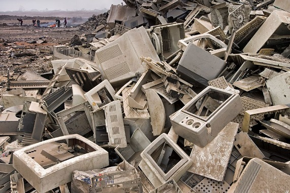 Utylizacja zużytej elektroniki staje się coraz większym problemem