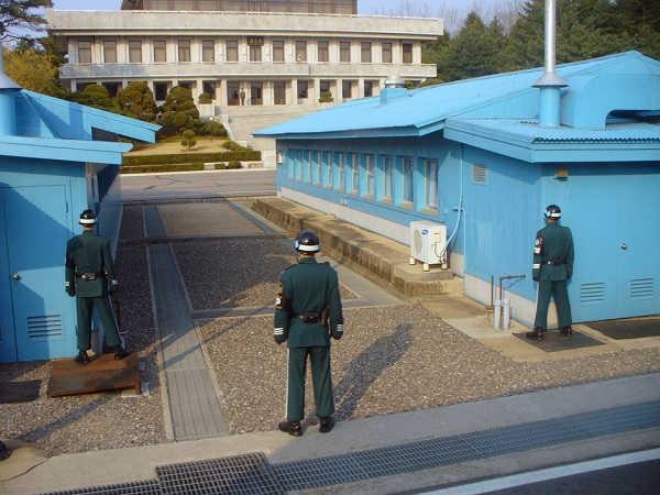 Korea Północna - Korea Południowa