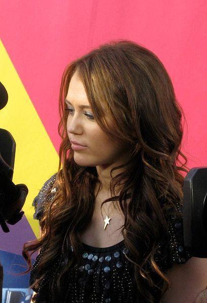 Miley Cyrus po raz 2